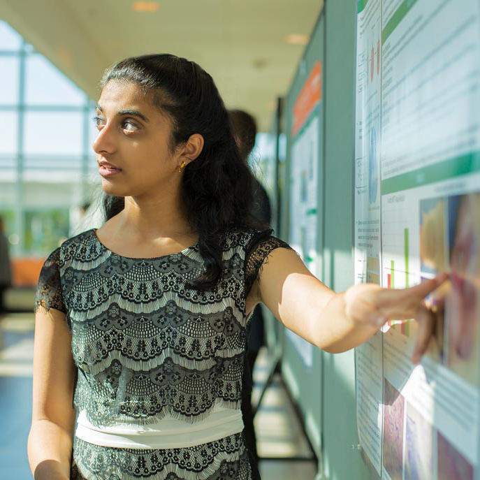 Annual Poster Contest Showcases Year's Best Undergraduate Research