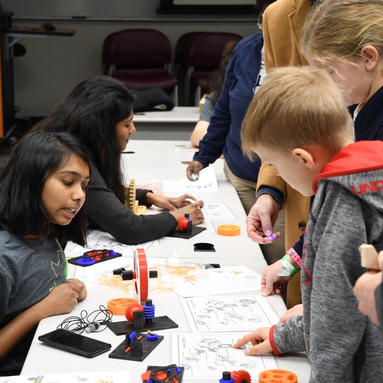 Jonsson School Kicks Off National Engineers Week with Explore Engineering Day