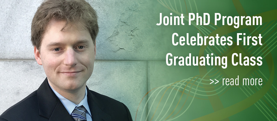 Joint PhD Program Celebrates First Graduating Class