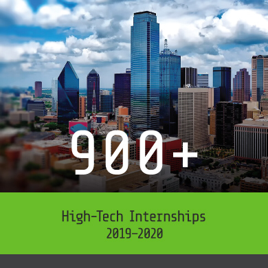More than 900 High Tech Internships